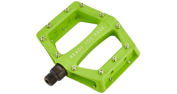 RFR CMPT Flat Pedal grön